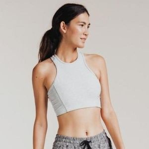 Outdoor Voices   Athena Crop Top Size S